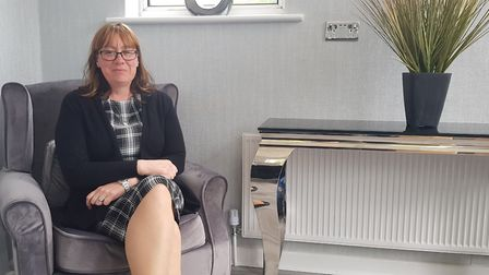 Debbie Wright is the area manager of Verve Hotels. Picture: Marc Betts