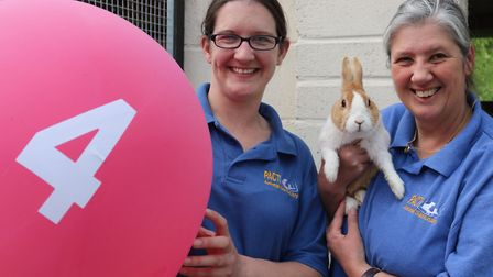 The Breckland Lottery supports charities across the community including PACT Animal Centre. Picture:
