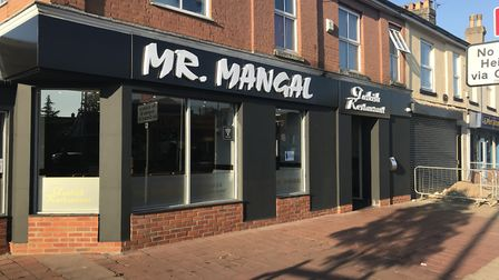 Mr Mangal on Dereham Road in Norwich. Picture Jessica Long.