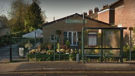 The Garden Shed café on Dereham Road, which could become a pizzeria. Photo: Google