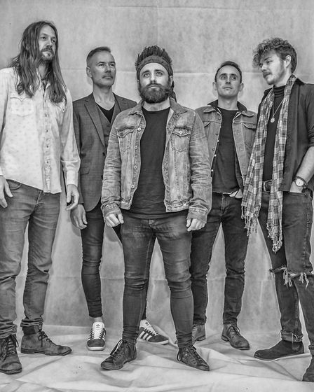 Norwich band Little Red Kings who have won a slot performing at Ramblin' Man Fair 2019. Picture: Sup