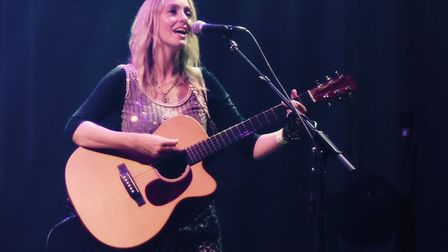 Lisa Redford releases single Let Go from her EP Edge of Love. Picture: Supplied by Lisa Redford