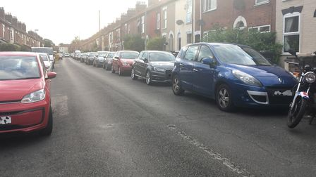 Residents have spoken of problems in the area after cars were vandalised in the Silver Street and Si