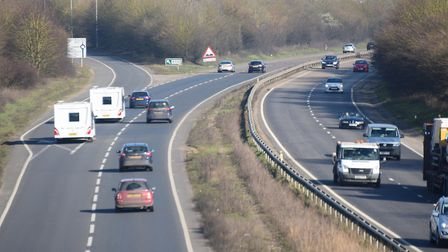 The A11. Picture: DENISE BRADLEY
