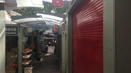 Bun Box on Norwich Market is set to move into a new space four times its current size. Photo: Archan