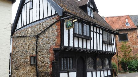 The Green Dragon at Wymondham is one of the pubs taking part in the Pub Watch scheme. Picture: Denis