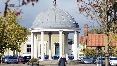 Time limits are set to be imposed at a number of car parks in Swaffham town centre. Picture: Matthew