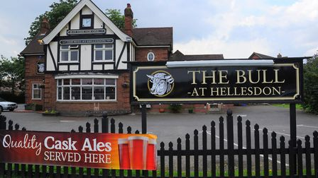 The Bull at Hellesdon, which is now The Chestnut Tree. Picture: Archant