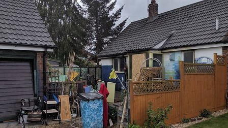 Fire crews were called to a bungalow blaze in Watton. Picture: Archant