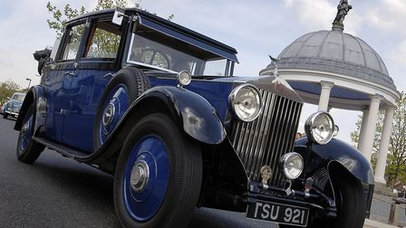 Vintage vehicles will be on show at Swaffham Classic Car and Fun Day. Picture: Archant