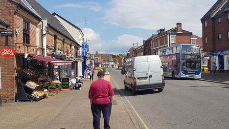 Watton High Street. Picture: Marc Betts