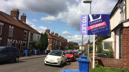 Many of those living on Silver Street said they thought there had been an increase in the number of