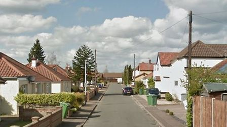 Boundary Avenue in Norwich. Pic: Google Street View.