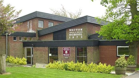 The old voluntary aided first school closed in 2007 and merged with Necton V.C. Middle School. Pictu
