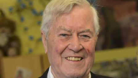 Eddie Doran has stepped down after 30 years as chairman of Swaffham and District Mental Health Assoc