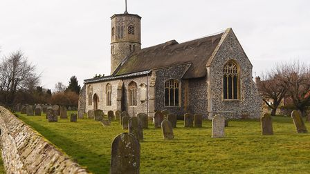 Beachamwell St Mary is to be included in a special tour of churches between Swaffham and Downham Mar
