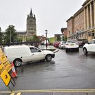 A call has been made for St Peters Street to be pedestrianised Picture : ANTONY KELLY
