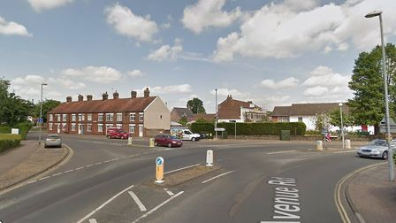 Resurfacing works are set to close a series of roads in Wymondham for two days. Picture: Google Maps