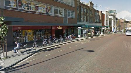 Police are appealing for witnesses following an collision between a pedestrian and a car on St Steph