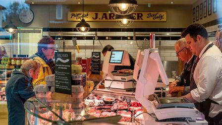 Archer's Butchers in Norwich Picture: Submitted