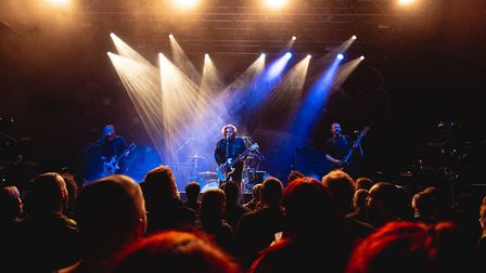 Tenside supporting Killswitch Engage at The LCR UEA in Norwich. Picture: Lee Harper