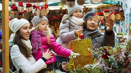 These are some of the best Christmas markets coming to Norwich Photo: Getty