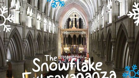 Break's Snowflake Extravaganza promises to bring festive cheer to Norwich. Picture: Break