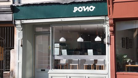 Pono Superfood Bar in St Giles Street. Picture: DENISE BRADLEY