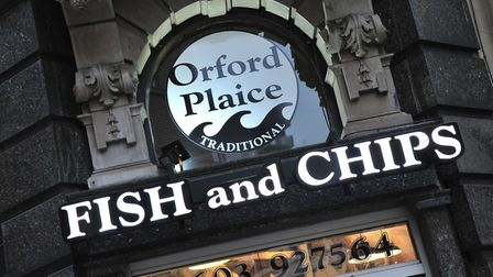 Orford Plaice is one of the winners of the Good Food Award for Fish and Chips 2020. Picture by SIMON