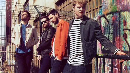 Kodaline are set to bring the UK tour to The LCR in Norwich. Picture: Andrew Whitton