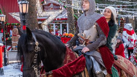Josh Whitehouse stars as a medieval knight from Norwich transported to the present day where he meet