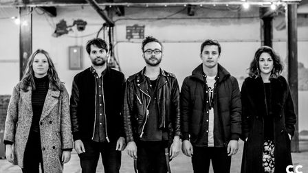 Wooden Arms are set to play a farewell show in Norwich. Picture: Supplied by Alexander Carson
