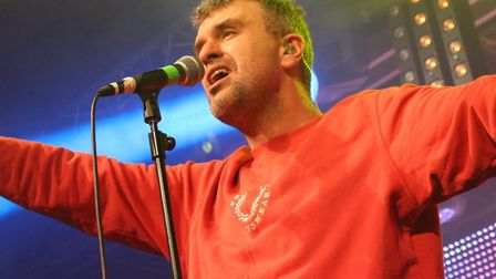 Reverend and the Makers play Epic Studios in Norwich. Photo: Casey Cooper-Fiske
