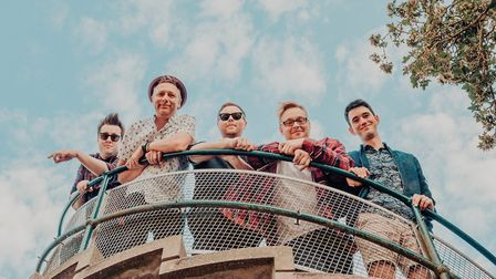 Norwich ska/funk band Mammal Not Fish are set to release their new EP at a hometown launch gig. Pict