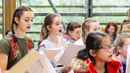 Norwich Cathedral is starting a new Childrens Choir which is open to all six to 11-year-olds who lov