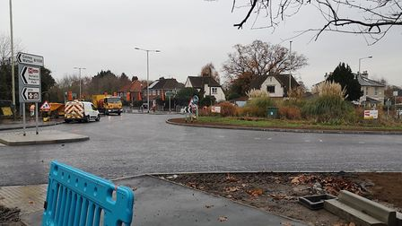 """Some people living on Earlham Road have said the roadworks are """"an obstruction to day to day life""""."""