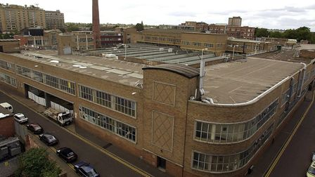 You remember the sweet smell of chocolate from the Rowntree's factory wafting across the city Pictu