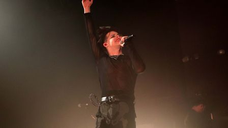 Yungblud headlining the Nick Rayns LCR in Norwich. Picture: Ross Halls