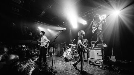 Fontaines D.C. are set to headline The Nick Rayns LCR UEA in Norwich in 2020. Picture: Supplied by U