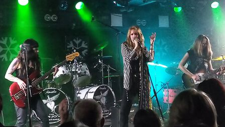 Toxic Twins at The Waterfront in Norwich on 6th December 2019. Picture: Adam Aiken