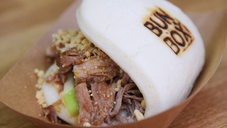 Bun Box on Norwich Market will be serving up something special for Secret Menu Norfolk. Picture: DEN