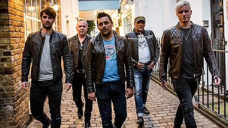 Gun will be performing at The Waterfront in Norwich this weekend. Picture: John McMurtrie