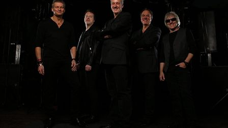 FM will be performing at The Waterfront this weekend. Picture: supplied by Duff Press