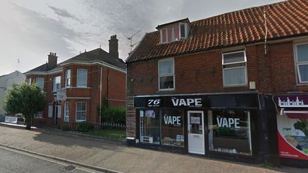 The location of a new tapas bar that will be opening in Watton. Picture: Google