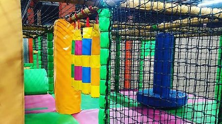 The Kids Play Arena in Watton Picture: Peter Dive