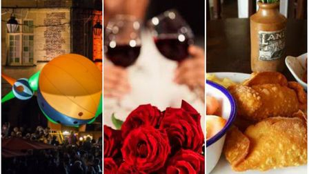 There are plenty of things to do for Valentine's Day in Norwich Credit: L-R Thierry Michel, Getty I