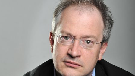 Robin Ince. Picture: Supplied by Norwich Playhouse