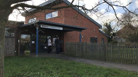 Pickenham Hub has opened at the former St Andrews CE Primary Academy in North Pickenham. Picture: Vi