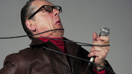 John Shuttleworth. Picture: Supplied by Norwich Playhouse