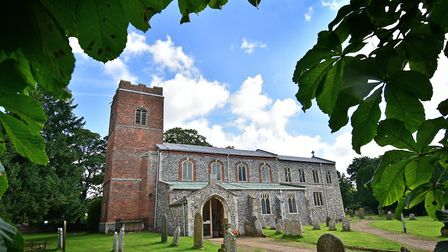 St Mary and St Margaret's Church in Sprowston. Picture: ANTONY KELLY